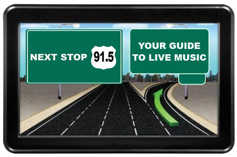 Next Stop 91.5 Your Guide to Live Music